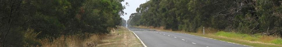 Australien - Endlose Gerade