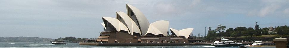 Australien - Sydney Oper