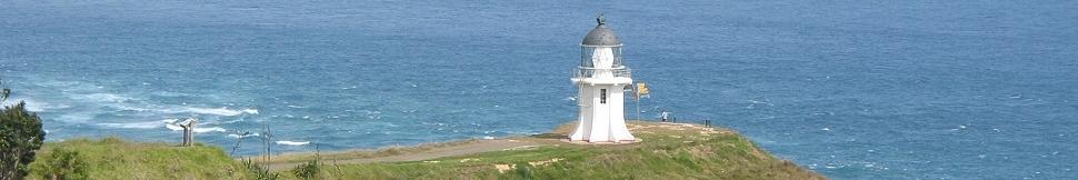 New Zealand - Cape Reinga Lighthouse
