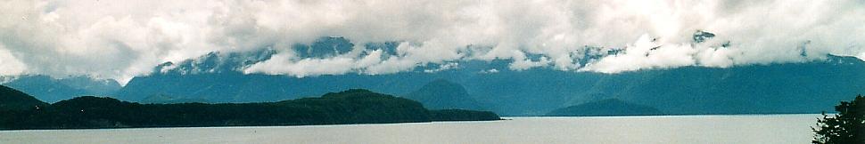 Neuseeland - Lake Manapouri