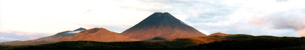 Neuseeland - Tongariro National Park